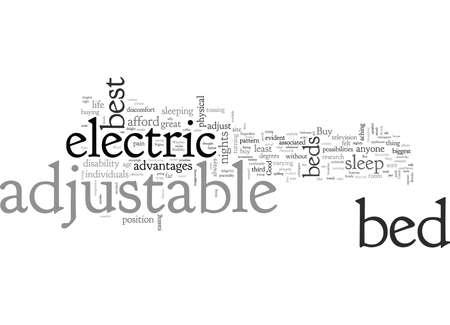 An Electric Adjustable Bed A Good Nights Sleep