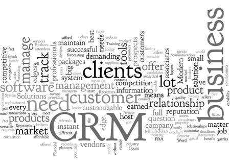 Are You Up For The Act In Your CRM System