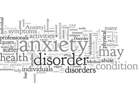Anxiety Disorder and Changed Lives