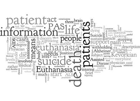 Approaches to Care in Physician Assisted Suicide