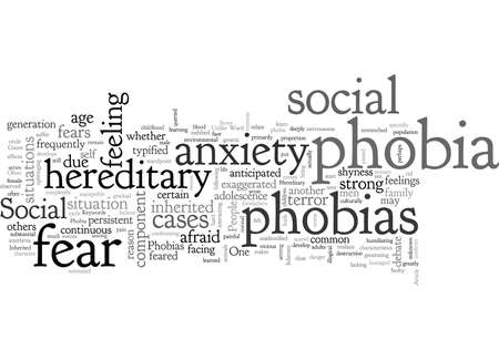 Are Phobias Inherent or Inherited