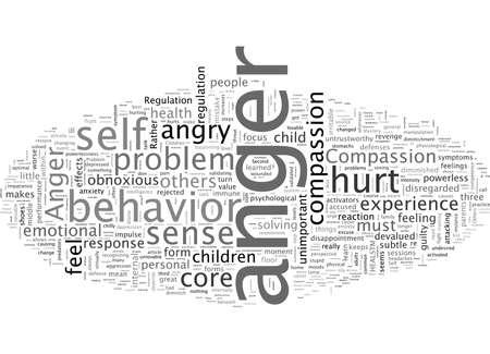 Anger and Health Ilustração