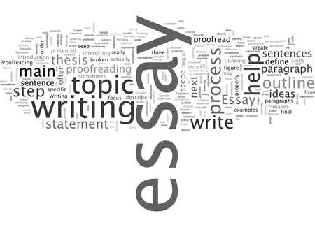 Anyone Can Write an Essay 向量圖像