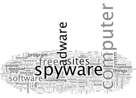 Are YOU one of the Affected by Spyware or Adware