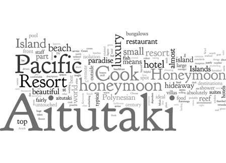 An Aitutaki Honeymoon At The Pacific Resort Aitutaki