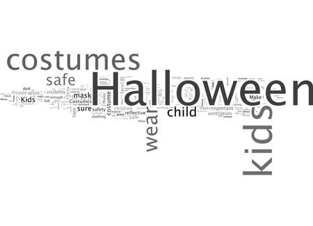 Are Your Kids Halloween Costume Safe