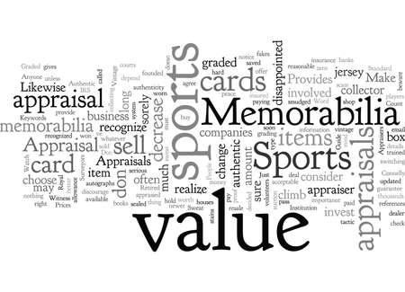 Appraisals for Sports Memorabilia