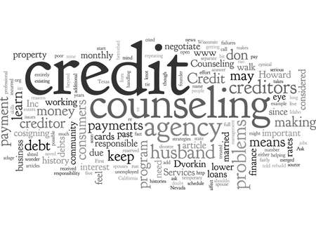 Ask the Credit Counselor Illustration