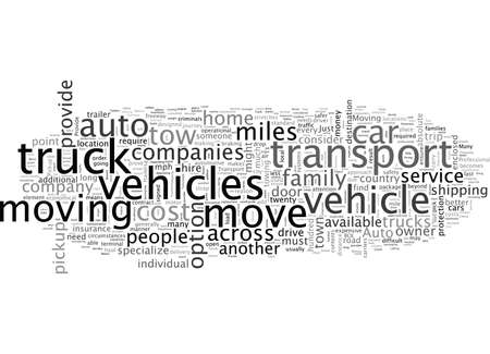 Auto Transport Companies Provide Consumers Better Options