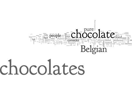 chocolat belge pur