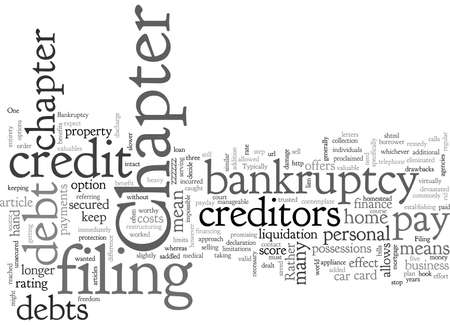 Bankruptcy What s the difference between Chapter and Chapter