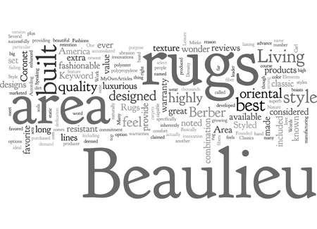 Beaulieu Area Rugs