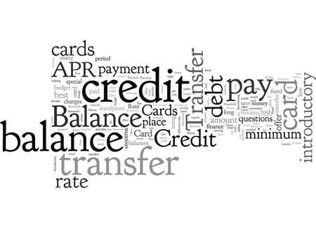 Balance Transfer Credit Cards FAQ