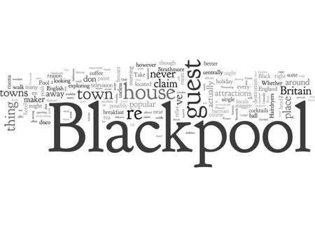 Beautiful Vacations In Blackpool