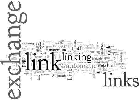 Automatic Link Exchange And Its Benefits