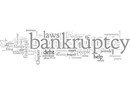 Bankruptcy Law Changes Designed To Hold Debtors Accountable