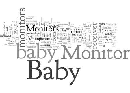 Baby Monitors Фото со стока - 132214386