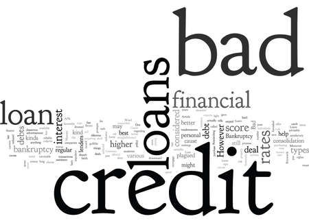 Bad Credit Loan Çizim