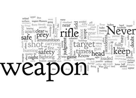 Grundlegende Waffensicherheit für Jäger dlvy