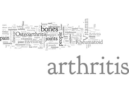 Arthritis And The Its Supplement Vitamins