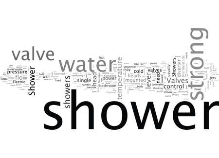 Bathroom Showers Your Options Explained Illustration