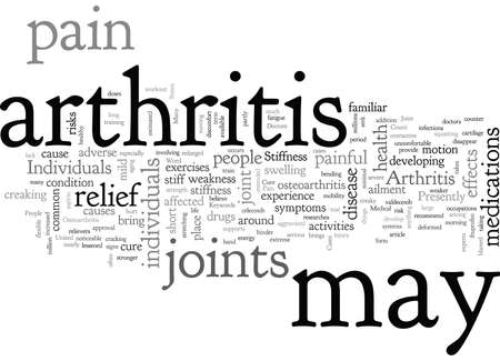 Arthritis Joint Pain Without Cure