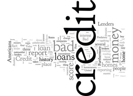 Bad Credit No Money Down Loans Help Within Reach