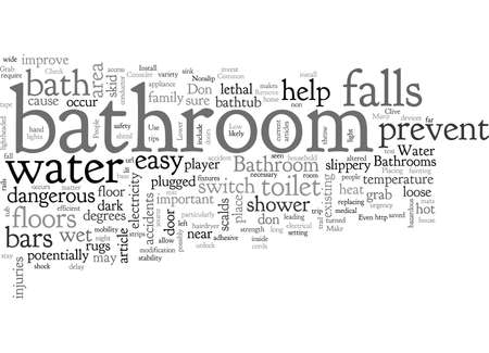 Bathroom Safety Tips for Your Family Illustration