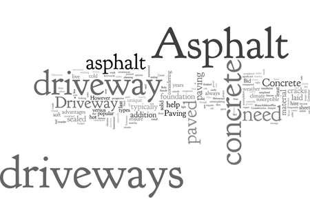 Asphalt versus Concrete Driveways Which is Best