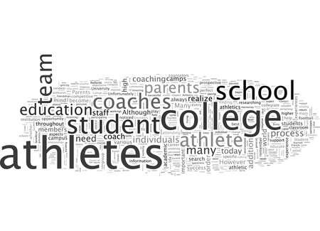 Leichtathletik als Tor zu einer Welt voller Chancen Vektorgrafik