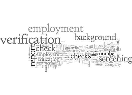 Background Checks and Resume Verifications Protect Employers