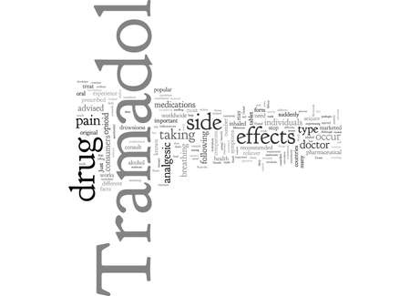 Become Aware of the Side Effects of Tramadol