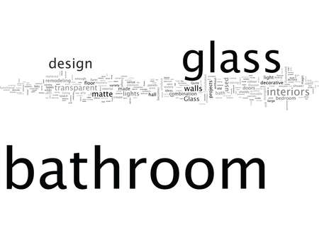 Bathroom Glass Invisible Opportunities