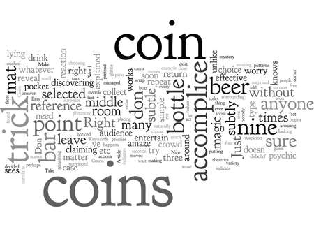 Bar Magic Nine Coins