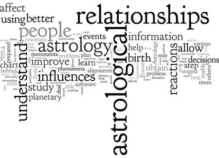 astrology improves relationships