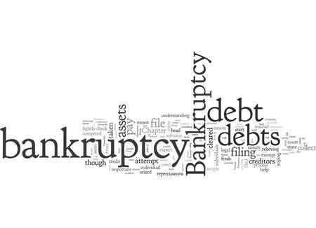 Bankruptcy Primer