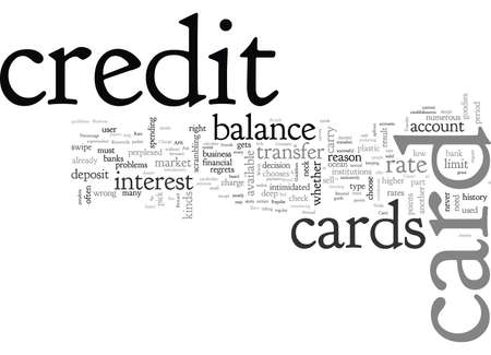 Balance Transfer Credit Card Are They Worth It