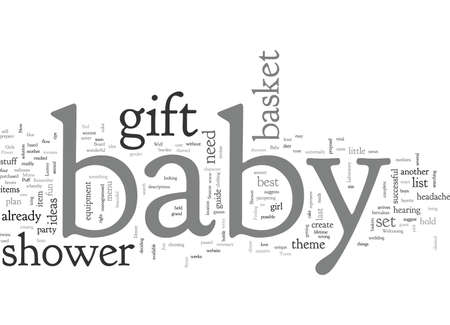 babyshower Ilustração