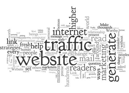 Aspects To Help Increase Your Website Traffic