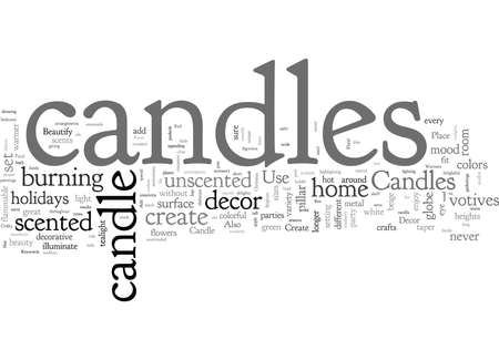 Beautify and Add Fragrance to Your Home Decor with Candles