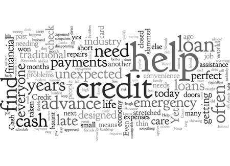 Bad Credit No Problem Cash Advance Loans are Here to Help