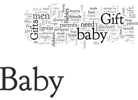 Baby Gifts A Guide for Men