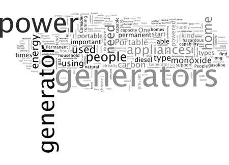 Backup-Power-Home-Energie-Generator und nachhaltig
