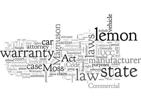 Auto Lemon Laws