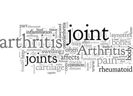 Arthritis Pain  イラスト・ベクター素材