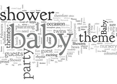 Baby Shower Themes For Party Success Then You Have To Impress