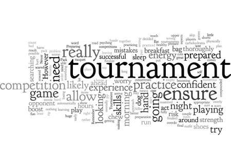 Beginners Tournament Tips
