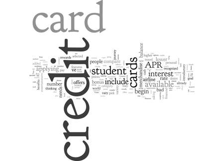 Before You Compare Credit Card Offers
