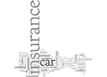 Auto Insurance Myths You Should Know About