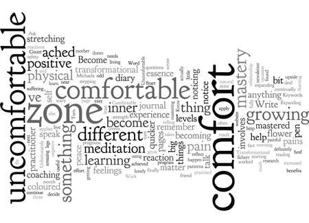 Become Comfortable with the Uncomfortable
